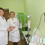 Лечение плюс профилактика. За день в отделении в среднем проходят процедуры более полутысячи человек