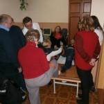 Курсы по подготовке санитарных инструкторов проводят в Черновцах