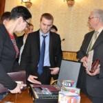 Для медицинских учреждений Черновцов приобрели офтальмологическое оборудование