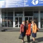 Буковинские медсестры приняли участие в Международном медицинском форуме