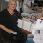 Врачи-интерны измеряли артериальное давление черновчанам