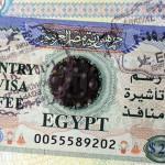 Визы в Египет с 1 марта будут стоить 60 долларов