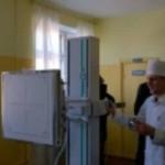 В Черновицкой детской поликлинике появился новый рентген-аппарат