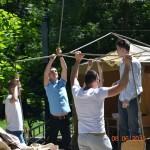 Врачи бесплатно консультировали черновчан в Октябрьском парке