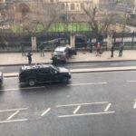 В Лондоне у Вестминстерского дворца произошла стрельба