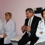 Для семейных врачей на Буковине провели мастер-класс по офтальмоскопии