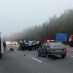В России украинцы пострадали в страшном ДТП