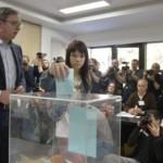 В Сербии проходят выборы президента