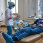 Сейчас модно быть донором крови