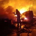 В России горит старейший пороховой завод: есть погибшие