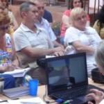 Специалисты из Швейцарии провели тренинг для психологов и психотерапевтов Буковины