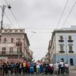 Будущие медики устроили в Черновцах пробег за здоровый образ жизни