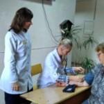 Черновчанам измеряли артериальное давление