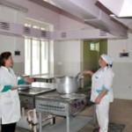 В Черновицкой областной детской больницы реконструируют пищеблок