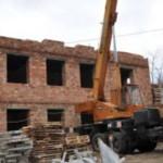 В Черновцах продолжается строительство нового корпуса онкодиспансера