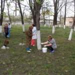 В Новоселицкой центральной районной больнице прошла Зеленая толока