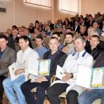Буковинских медиков-футболистов отметили Благодарностями