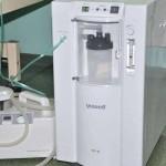 Онкодиспансера в Черновцах передали кислородную аппаратуру