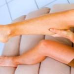 Если ногу свело судорогой