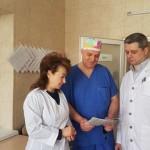В черновицком онкодиспансере запустили в работу два отделения