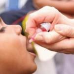 На Буковине начался третий тур дополнительной вакцинации против полиомиелита
