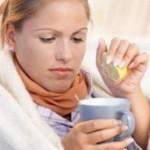 Как лечить простуду дома