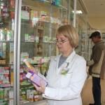 Лекарства из аптеки