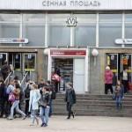 В метро Санкт-Петербурга нашли еще одну бомбу