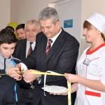 В больнице Кицмань открыли осовремененное детское отделение