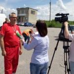 Черновчанин стал лучшим в Украине водителем скорой