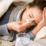 Про грипп, прививки и антибиотики